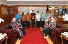 Bertemu Pimpinan MPR RI, Alumni PMII Dukung BPIP Diatur Dalam Undang-Undang - JPNN.com