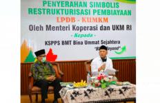 Menteri Teten Ingin KSPPS BMT BUS Rembang Fokus Garap Sektor Pertanian dan Kelautan - JPNN.com