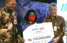 Bersinergi untuk PEN, Bank BJB Jalin Kerja Sama Penjaminan Kredit UMKM - JPNN.com