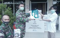 Human Initiative dan NAMA Foundation Serahkan 4.000 Unit APD ke 5 RS di Jakarta - JPNN.com