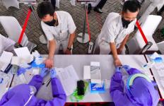 863 Orang Ikut Rapid Test BIN di Kantor Wali Kota Jakbar, Tercatat 17 Orang Reaktif - JPNN.com
