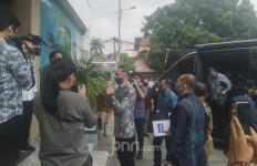 Memakai Masker, AHY Bertandang ke Kantor DPP PKB untuk Temui Cak Imin - JPNN.com