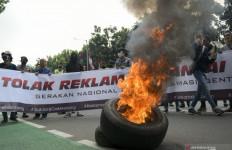 Soal Reklamasi Ancol, Demonstran: Anies Baswedan Mengingkari Janji! - JPNN.com