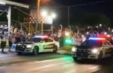 Viral, Polisi Ini Gunakan Mobil Dinas untuk Balapan - JPNN.com
