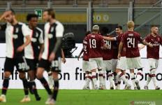 Juventus KO, Milan Naik Peringkat - JPNN.com