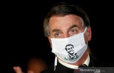 Presiden Brazil Positif Covid-19 - JPNN.com