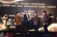 Dirut BRI Sunarso Dinobatkan Sebagai CEO Paling Visioner - JPNN.com