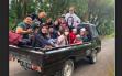 Lho Keluarga Anang Hermansyah dan Ashanty Kok Naik Pikap, Bukan Mobil Mewah