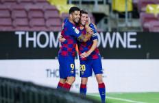 Setelah 10 Lawan 10, Barcelona Menang, Espanyol Degradasi - JPNN.com