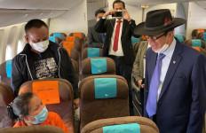 Habib Aboe Apresiasi Keberhasilan Pemerintah Memulangkan Maria Pauline Lumowa - JPNN.com