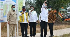 Mentan SYL Siap Percepat Bangun Food Estate