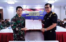 Sinergi Bea Cukai dan TNI AL Perkuat Penegakkan Hukum di Laut - JPNN.com