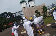 Tolak Omnibus Law, WALHI Disinfeksi Virus Oligarki di DPR - JPNN.com