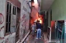 Kompor Ditinggal Ketika Sedang Memasak, Lalai - JPNN.com