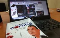 Saleh Daulay Luncurkan Buku Menghadang Corona - JPNN.com