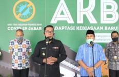 Ridwan Kamil Larang Bioskop dan Tempat Karaoke Beroperasi - JPNN.com