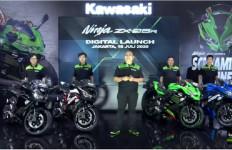 Kawasaki Ninja ZX-25R Resmi Melantai di Indonesia, Intip Harganya - JPNN.com