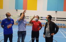 Zainudin Amali Putuskan INAFOC Berkantor di GBK Arena - JPNN.com