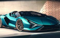 Lamborghini Sian Roadster, Para Sultan Silakan Dilis - JPNN.com