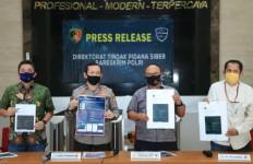 Pelaku Pembobol Data Pribadi Denny Siregar Diciduk Polisi - JPNN.com