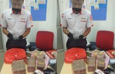 Kata PT KCI soal Aksi Petugas Kebersihan KRL Kembalikan Uang Rp 500 Juta, Salut - JPNN.com