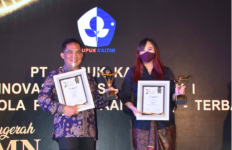 Pupuk Kaltim Dapat 3 Penghargaan dalam Ajang 9th Anugerah BUMN 2020 - JPNN.com
