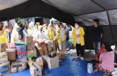 IIPG Salurkan Bantuan untuk Korban Kebakaran - JPNN.com