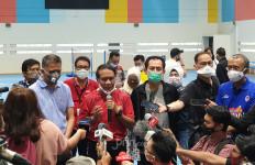 Kenapa Iwan Budianto yang Menjadi Wakil Ketua INAFOC? - JPNN.com