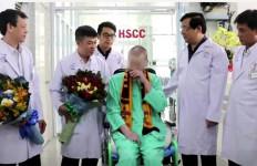 Menghabiskan Dana Rp 2,8 Miliar, Pasien Terparah COVID-19 Itu Sembuh - JPNN.com