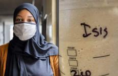 Pegawai Starbuck Berulah, Gelas Konsumen Ditulis ISIS, Aishah Menuntut - JPNN.com