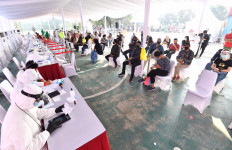 RIB Gelar Rapid Test Gratis, Kini Sasar Warga Kurang Mampu di Waduk Pluit - JPNN.com