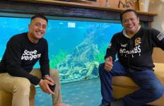 Vlog Bareng Irfan Hakim, Bamsoet MPR Sosialisasikan Empat Pilar MPR RI - JPNN.com