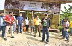 Bamsoet Serahkan Bantuan Kepada Petani dan Peternak Milenial - JPNN.com