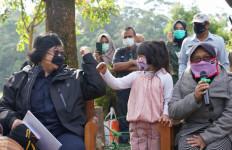 Menteri LHK Siti Nurbaya Tinjau Kegiatan Lapangan di Masa Transisi New Normal - JPNN.com