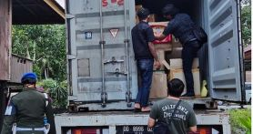 Bea Cukai Sulbagsel dan Bea Cukai Makassar Tindak Peredaran Rokok Ilegal, Nih Buktinya