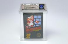 Gokil, Gim Langka Super Mario Bros Senilai Rp 1,65 Miliar - JPNN.com