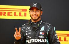 Lewis Hamilton Resmi Kembali Perkuat Tim Mercedes - JPNN.com