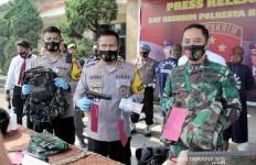 Begal Beraksi Menggunakan Seragam TNI, Begini Modusnya - JPNN.com
