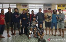 Pelaku Begal Sadis Ini Tertangkap di Rumah Mertua, Lihat tuh Tampangnya - JPNN.com