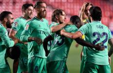 Real Madrid Menang Lagi, Kali Ini Tanpa VAR, Tak Ada Penalti - JPNN.com