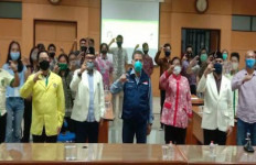 Hadiri Acara Mapenta Pemuda Katolik Jabar, Wali Kota Ajay: Kota Cimahi Miniatur Indonesia - JPNN.com
