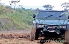 Intip Spesifikasi Rantis Maung yang Digeber Menhan Prabowo - JPNN.com