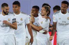 Lihat Klasemen La Liga, Real Madrid Sudah di Atas Angin - JPNN.com