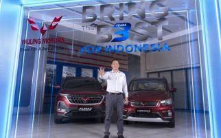 3 Tahun di Indonesia, Wuling Bukukan Penjualan Lebih dari 40 Ribu Unit