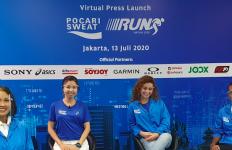 Melanie Putria Hingga Daniel Mananta Antusias Ikutan Acara Pocari Sweat Run Virtual 2020 - JPNN.com