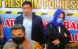 Polrestabes Medan Pulangkan Hana Hanifah dan Pria Pemesannya