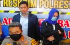 Polrestabes Medan Pulangkan Hana Hanifah dan Pria Pemesannya - JPNN.com