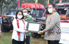 Bantu 2 Ribu Wanita dan Anak, Perusahaan Ini Raih Penghargaan dari Kementerian PPPA - JPNN.com