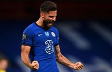 Gol Giroud di Menit 45+3 Bikin Chelsea Menjauh dari Leicester dan MU - JPNN.com