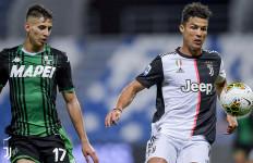 Hujan Gol di Kandang Sassuolo, Juventus Tertahan, Lihat Klasemen - JPNN.com